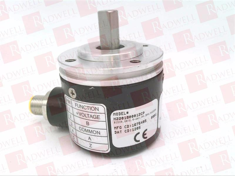 DANAHER CONTROLS H2201800012CP