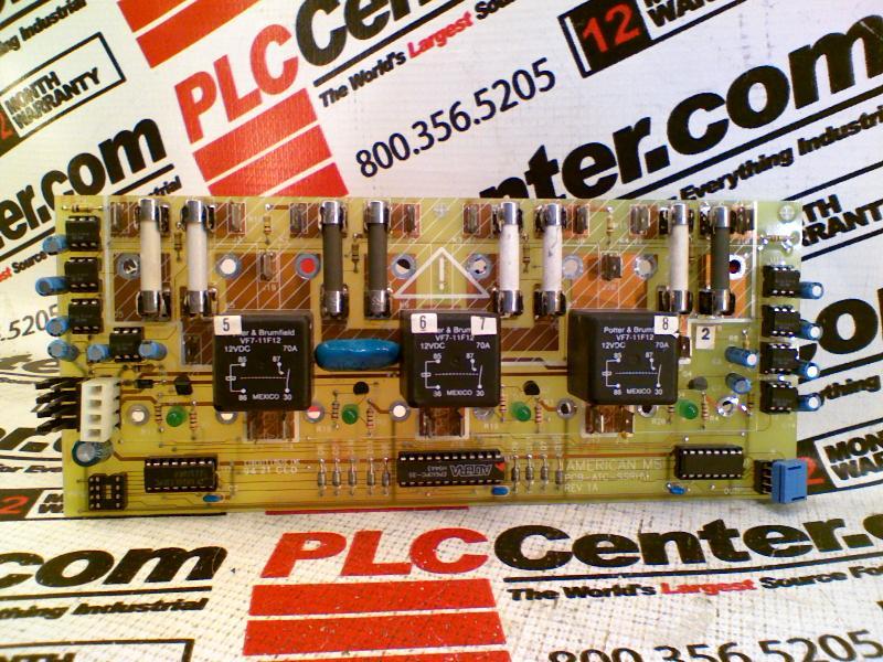 AMERICAN MSI PCB-ATC-SSRHV