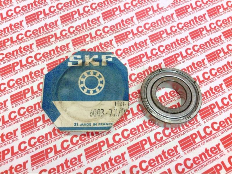 SKF 6003-2Z