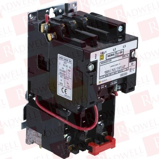 SCHNEIDER ELECTRIC 8536SBO2V03
