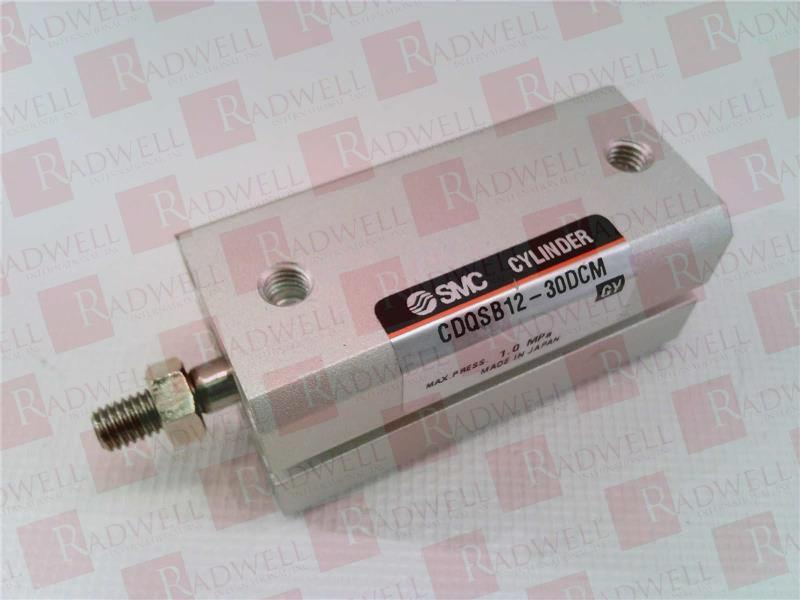 SMC CDQSB12-30DCM