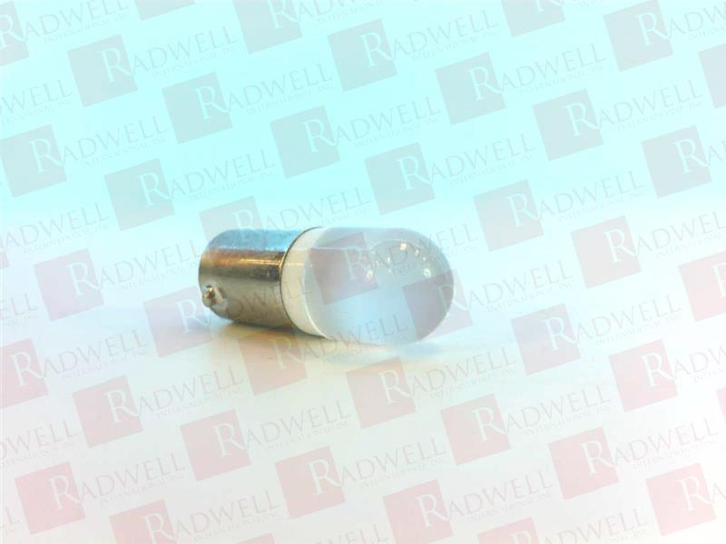 RADWELL VERIFIED SUBSTITUTE LED-24-BA9S-W-SUB