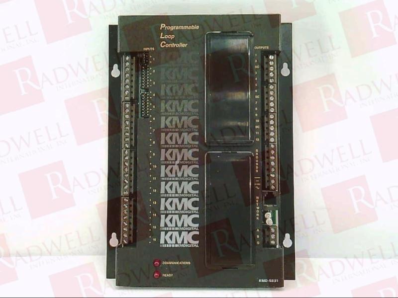 KMC CONTROLS KMD-5831