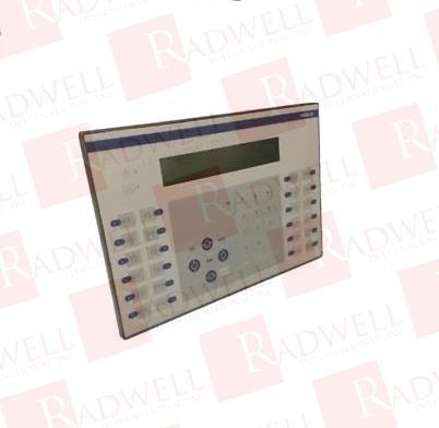 SCHNEIDER ELECTRIC XBT-E016110