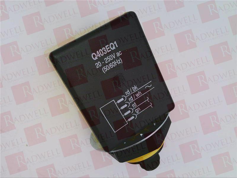 BANNER ENGINEERING Q403EQ1
