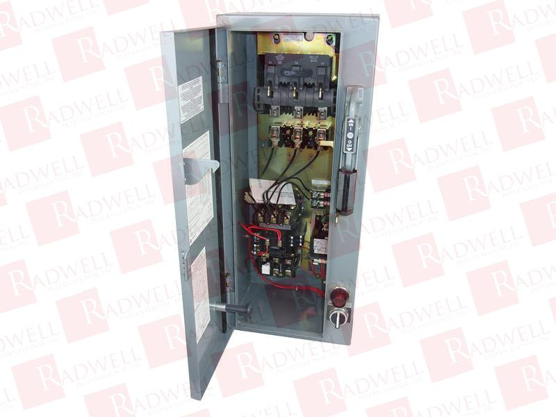 ALLEN BRADLEY 512-AAH-3-4R-6P-24R-9001 0