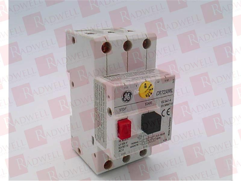 GENERAL ELECTRIC CR72AML