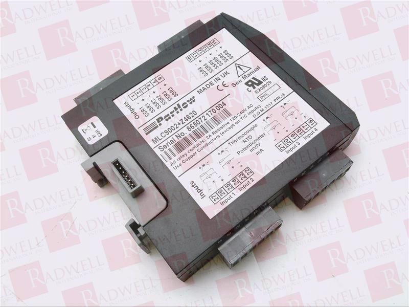 DANAHER CONTROLS MLC9002-Z4620-00