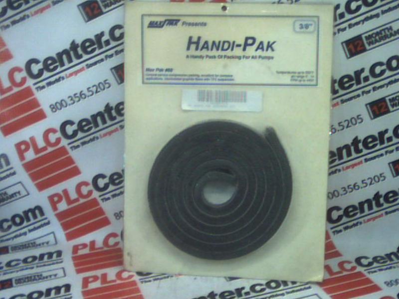 MAX PAK 22860HP-3/8