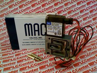 MAC VALVES INC 46A-SA1-JDEC-1GE
