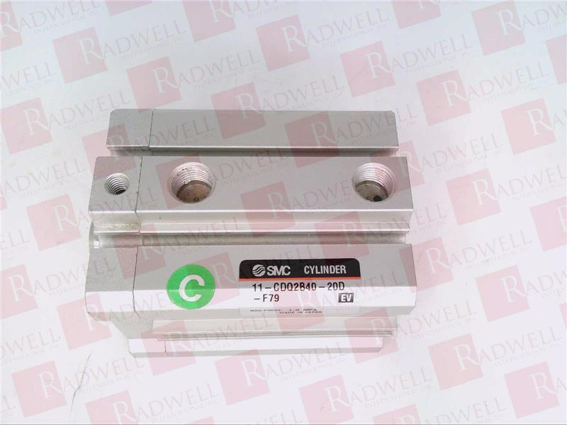 SMC 11-CDQ2B40-20D-F79 0