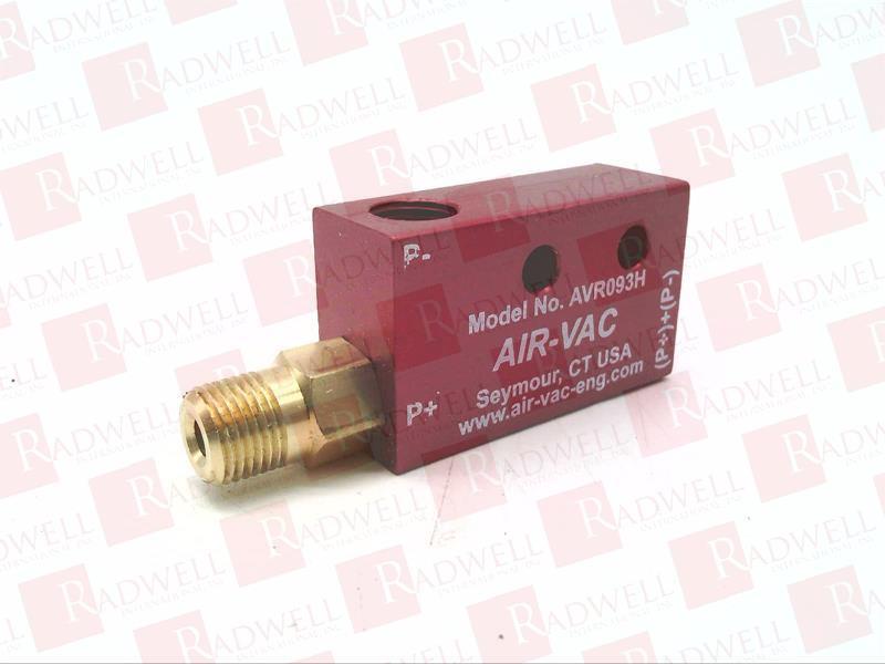 AIR VAC AVR093H