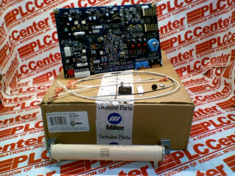 237587 by MILLER ELECTRIC - Buy or Repair at Radwell