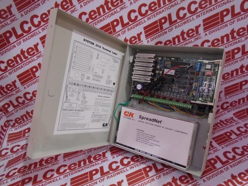 C&K SYSTEMS INC SN910-RCVI/O