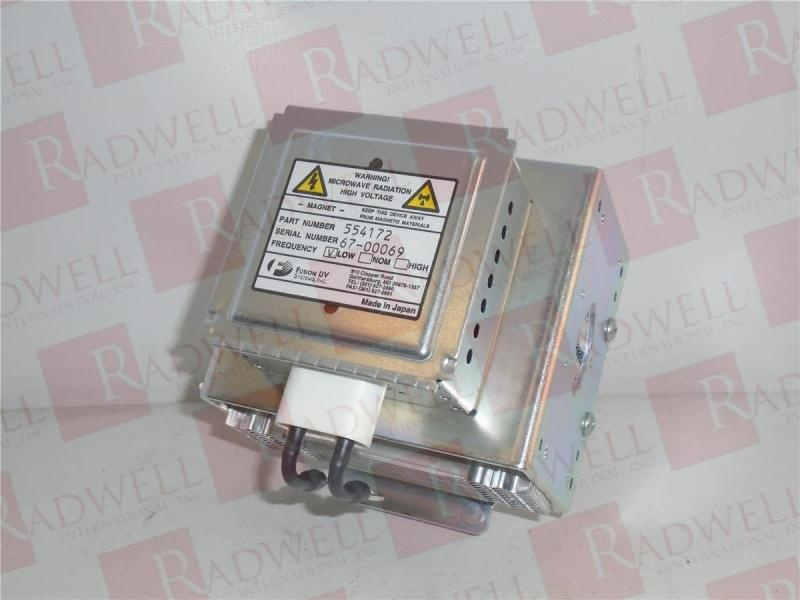 FUSION UV SYSTEMS 256041