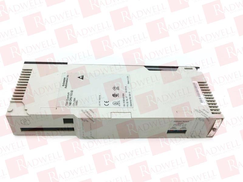 SCHNEIDER ELECTRIC 140-CPU-113-02 1