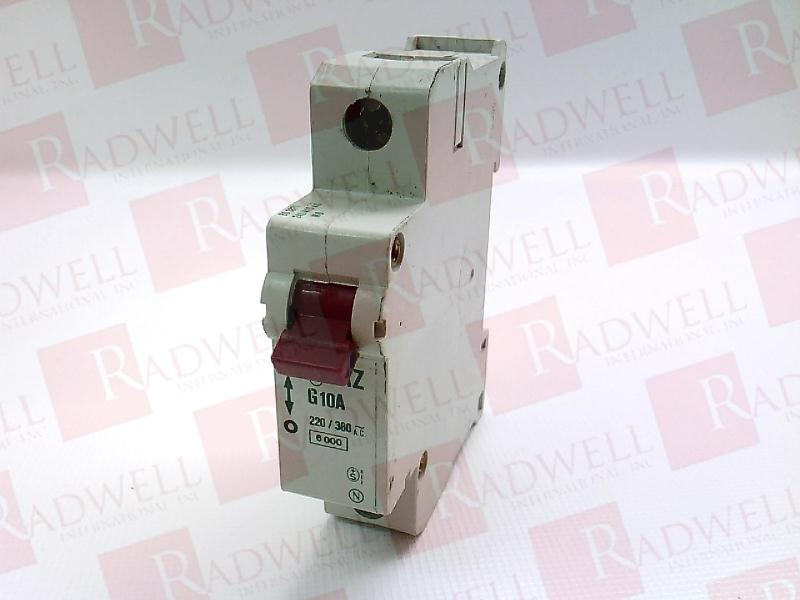 EATON CORPORATION FAZ-G10A