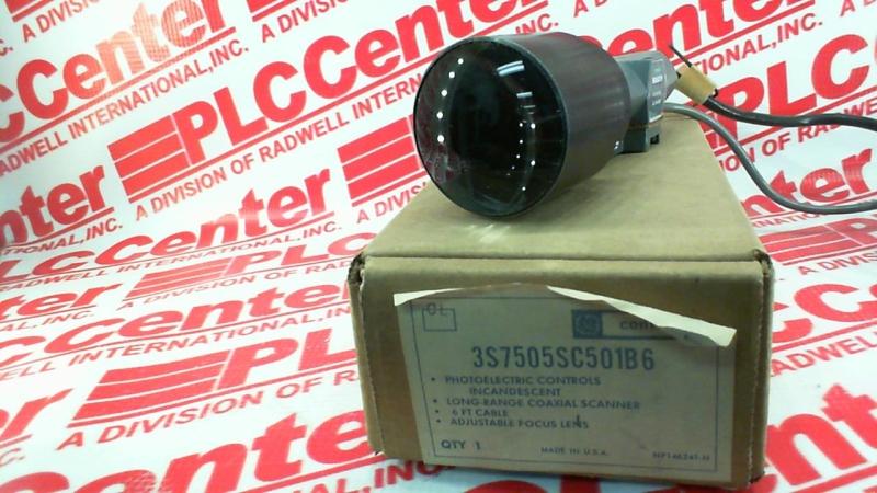 GENERAL ELECTRIC 3S7505SC501B6