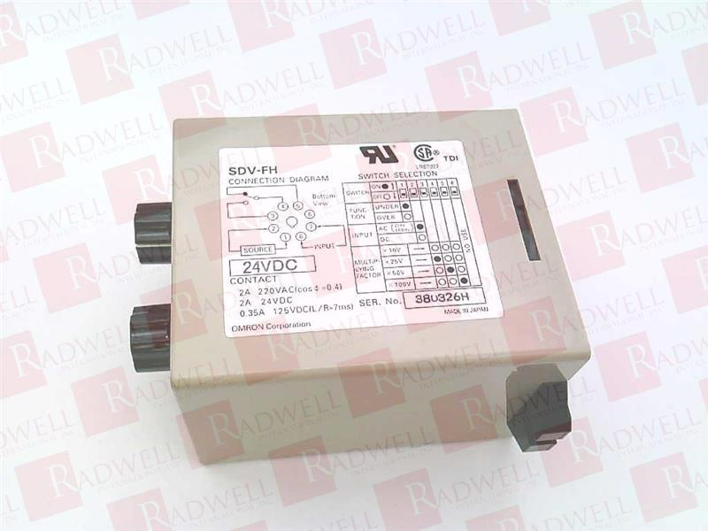 OMRON SDV-FH2 DC24