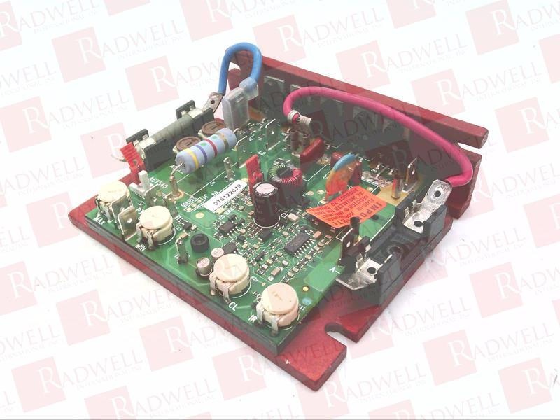 Baldor BC-141 Chassis Mount DC Motor Speed Control