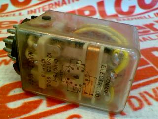 COMAR ELECTRIC C-11076-1-105/125