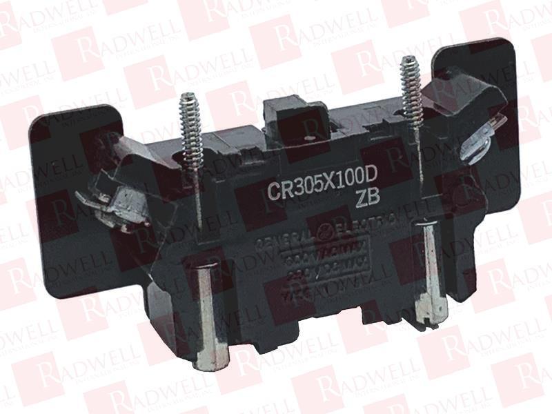 GENERAL ELECTRIC CR305X100D