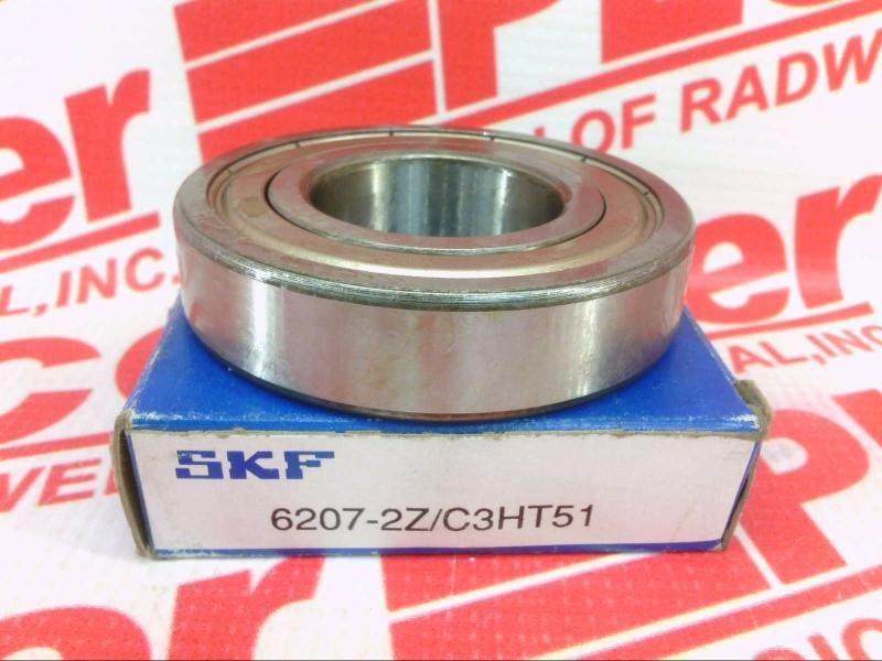 SKF 6207-2Z/C3HT51
