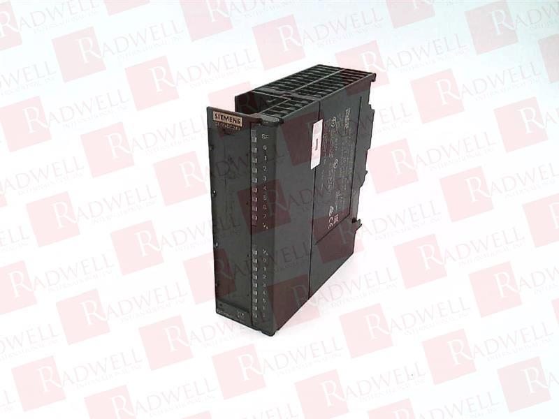 SIEMENS SIMATIC S7 6ES7321-7BH01-0AB0 DIGITAL INPUT MODULE 6ES7-321-7BH01-0AB0