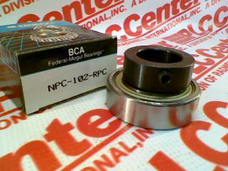 BCA BEARING NPC-102-RPC