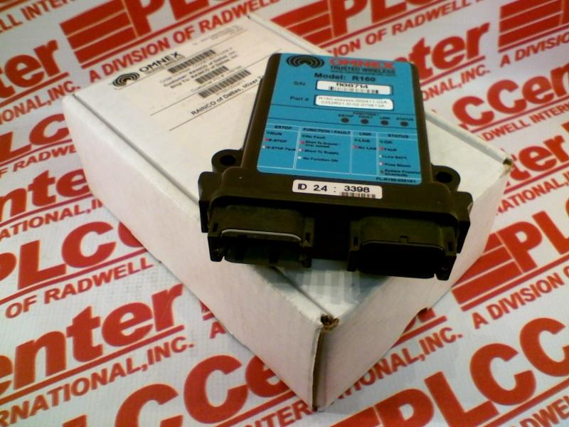 R160 Xxxxxxx 00041 02a By Omnex Control Systems Buy Or