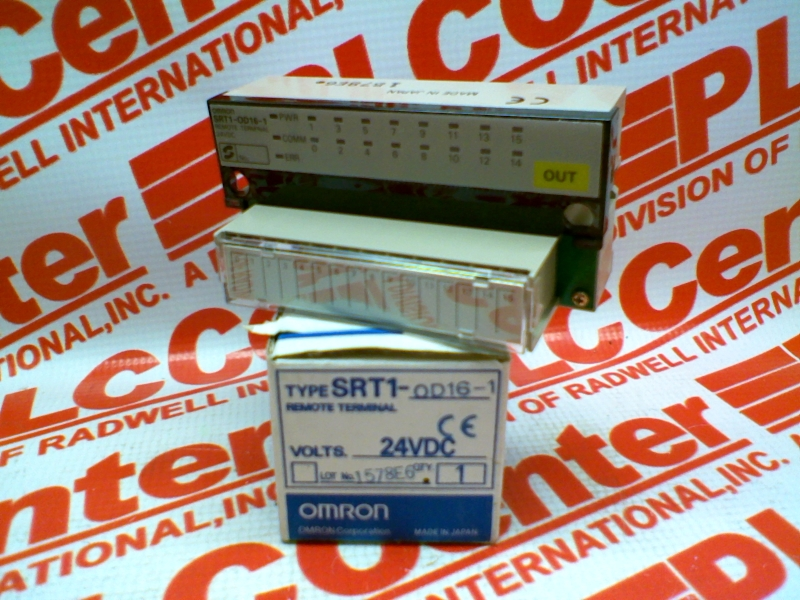 OMRON SRT1-OD16-1
