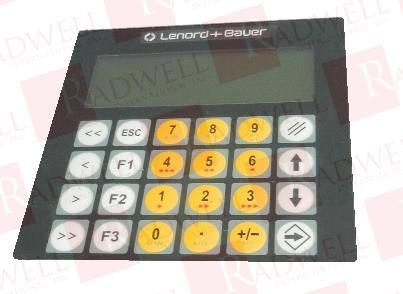 LEONARD & BAUER GEL88100D1