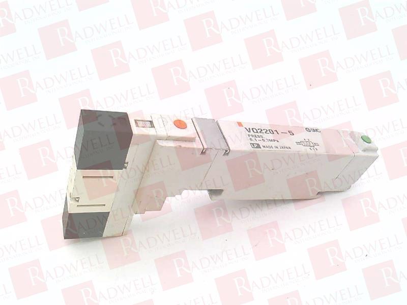 SMC VQ2201-5 0