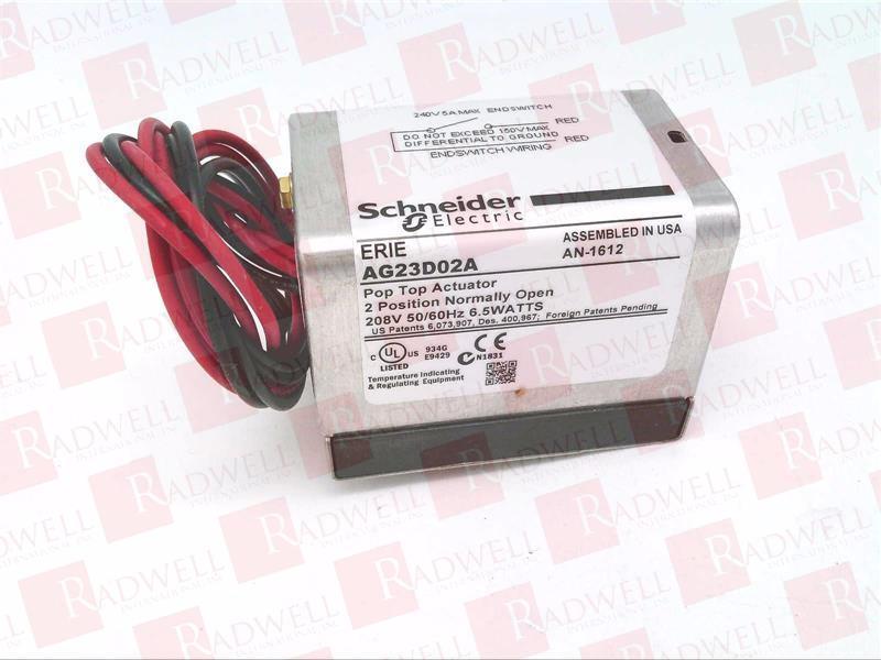SCHNEIDER ELECTRIC AG23D02A