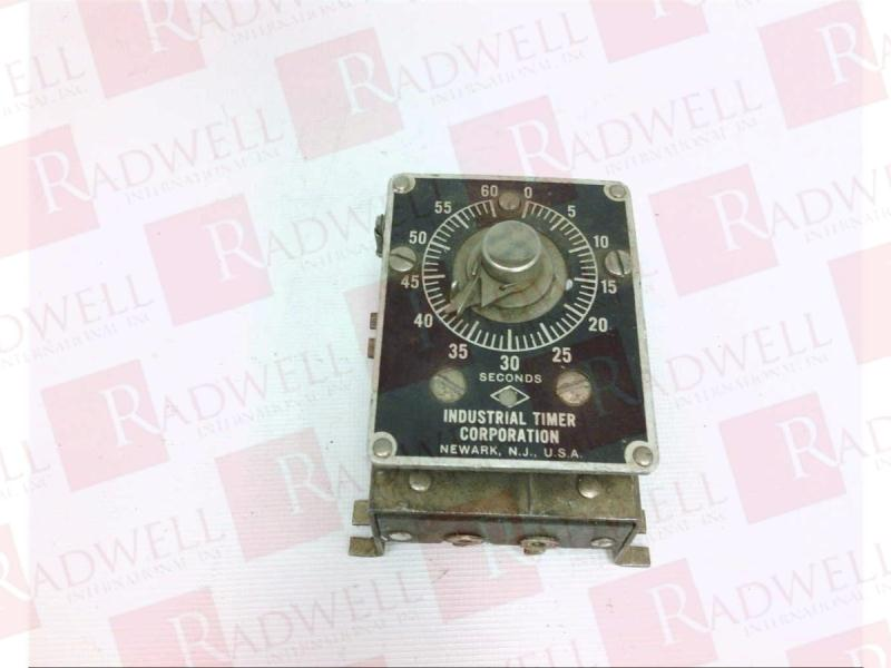 j1842 1m by industrial timer co buy or repair at radwell radwell com