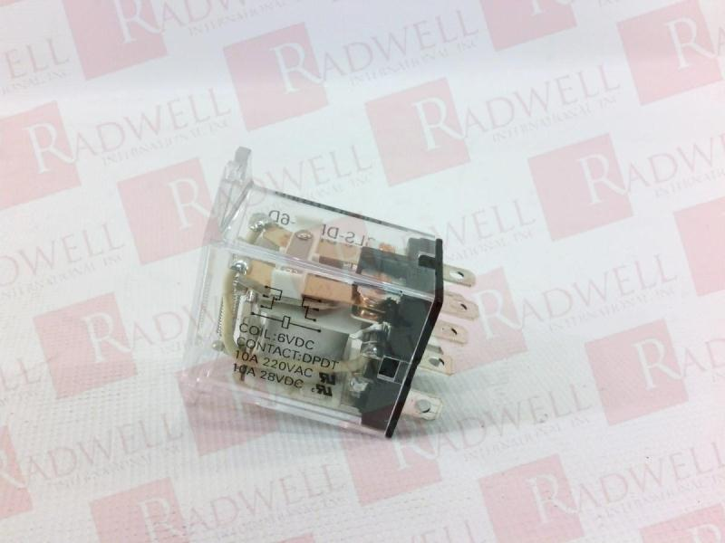 MASTER ELECTRONIC CONTROLS GLS-DPDT-6D