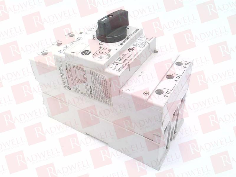 140-CMN-6300 by ALLEN BRADLEY - Buy or Repair at Radwell - Radwell com