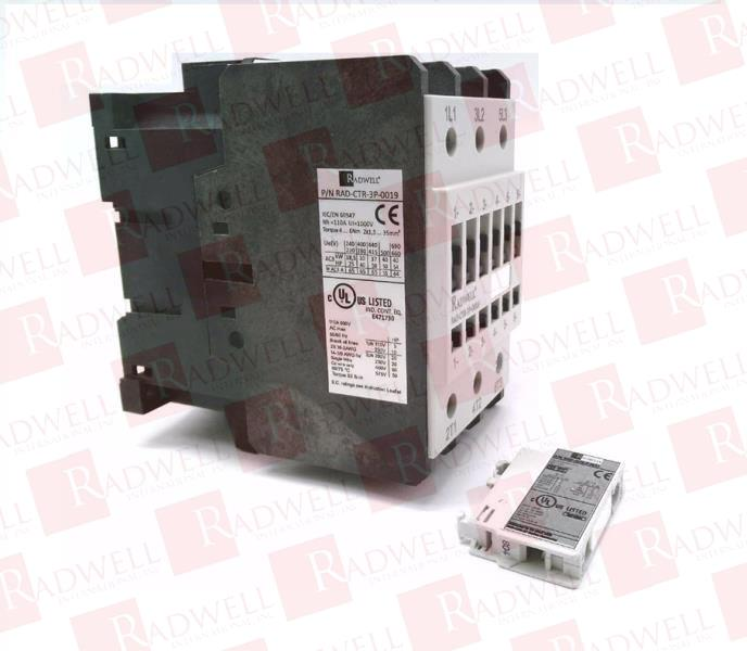 RADWELL VERIFIED SUBSTITUTE LC1D65G7-SUB