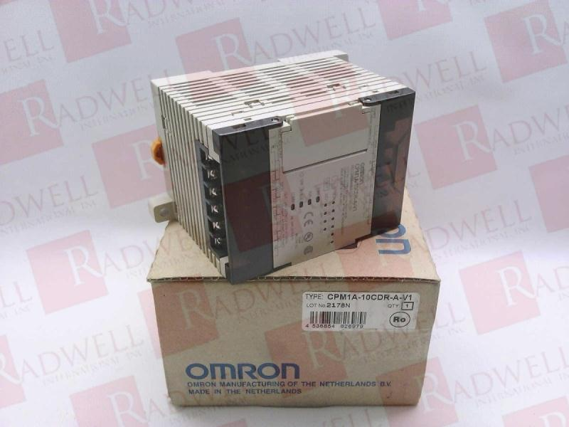 OMRON CPM1A-10CDR-A-V1