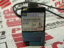 MAC VALVES INC 35A-BAE-DDAB-2BA 1