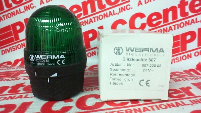 WERMA 807-200-55