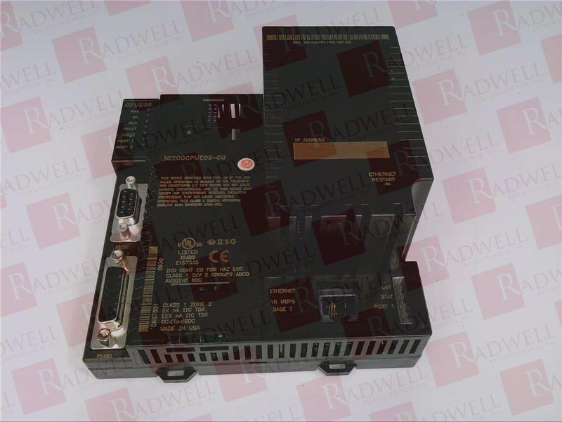 FANUC IC200CPUE05 1