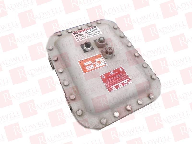 AKRON ELECTRIC CXJ10146-H1-N1-N4-N5-BD