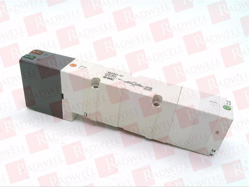 SMC VQ4301-51 0