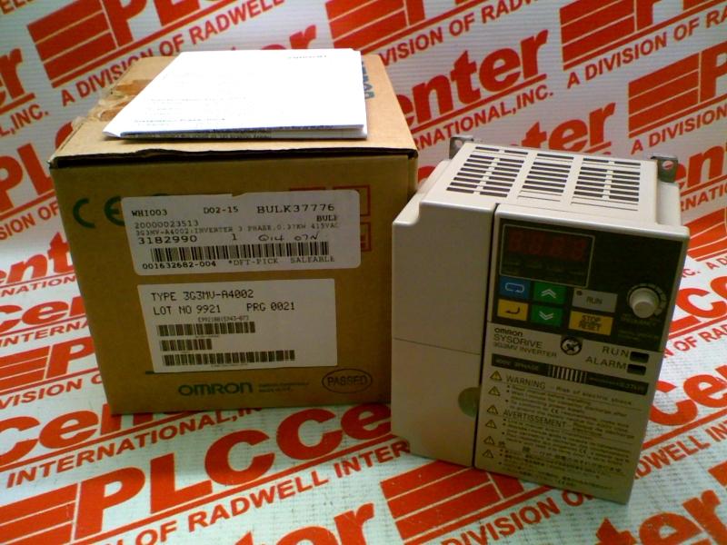 OMRON 3G3MV-A4002
