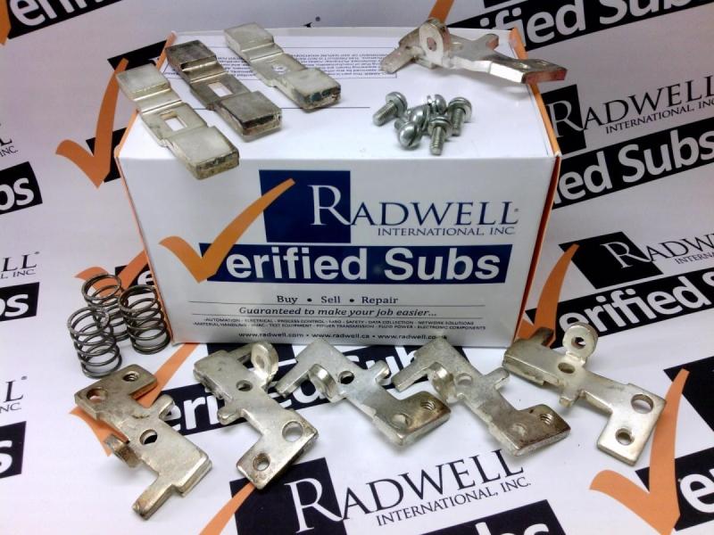RADWELL VERIFIED SUBSTITUTE 6122SUB