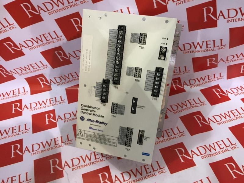 1407-CGCM by ALLEN BRADLEY - Buy or Repair at Radwell