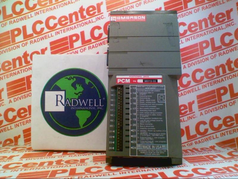 NIDEC CORP 960113-03 1