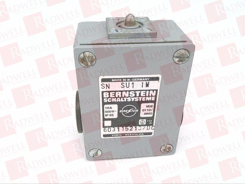 BERNSTEIN AG 603.1152.107 2