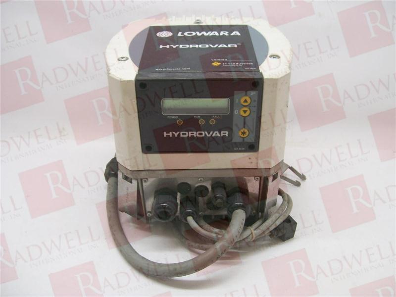 LOWARA HV2.2F/120C